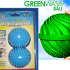 Green Wash and Dryer Balls