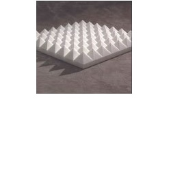Melamine Foam Sound Absorber - Pyramid